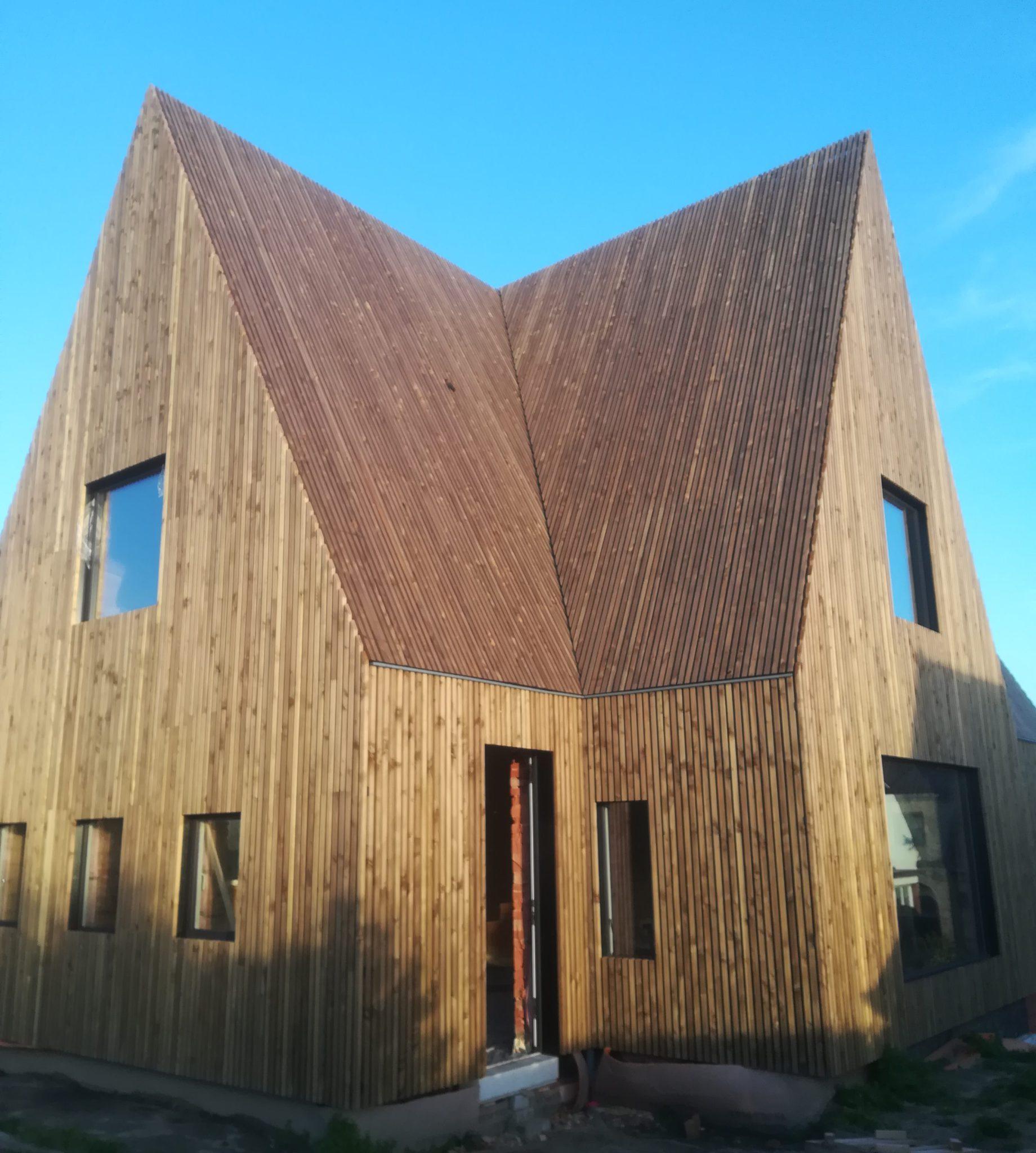 Habitation unifamiliale sur la côte belge – Sint-Idesbald, Flandre Occidentale